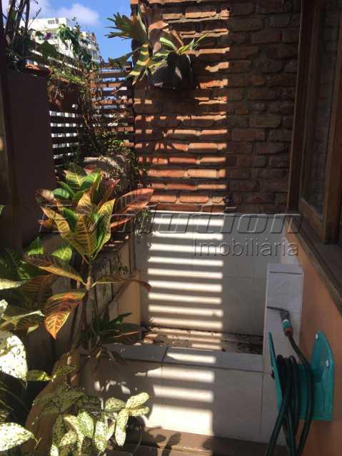 EV 32. - Apartamento 4 quartos à venda Jardim Botânico, Rio de Janeiro - R$ 2.890.000 - SSAP40291 - 1