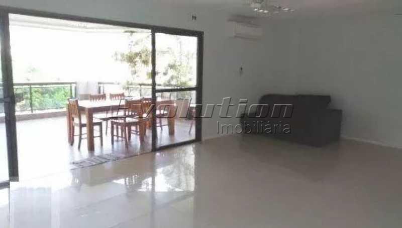 EV 12 - Apartamento 3 quartos à venda Recreio dos Bandeirantes, Zona Oeste,Rio de Janeiro - R$ 1.070.000 - SSAP30812 - 3