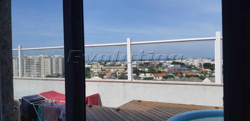 EV 5. - Cobertura 3 quartos à venda Recreio dos Bandeirantes, Zona Oeste,Rio de Janeiro - R$ 1.100.000 - SSCO30146 - 13