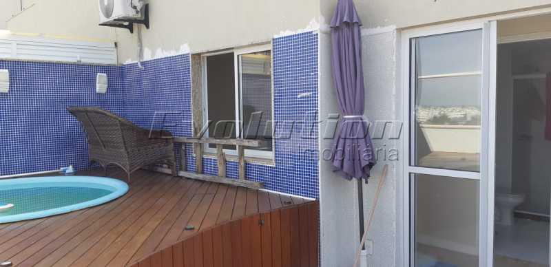 EV 7. - Cobertura 3 quartos à venda Recreio dos Bandeirantes, Zona Oeste,Rio de Janeiro - R$ 1.100.000 - SSCO30146 - 10
