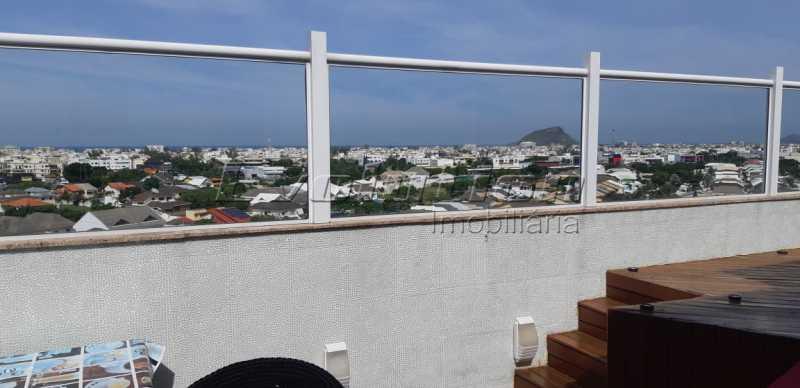 EV 12. - Cobertura 3 quartos à venda Recreio dos Bandeirantes, Zona Oeste,Rio de Janeiro - R$ 1.100.000 - SSCO30146 - 17