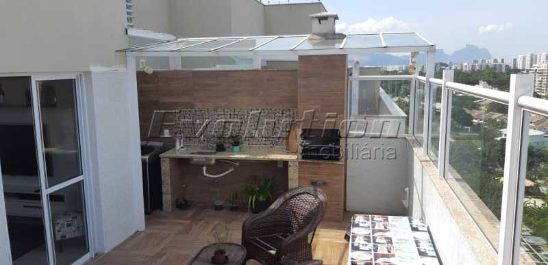 EV 13. - Cobertura 3 quartos à venda Recreio dos Bandeirantes, Zona Oeste,Rio de Janeiro - R$ 1.100.000 - SSCO30146 - 8