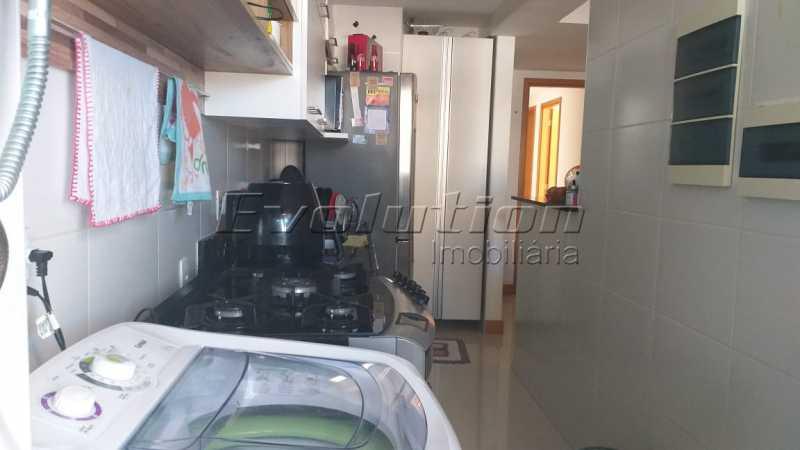 Área de serviço. - VENDO COBERTURA - RECREIO DOS BANDEIRANTES - RIO DE JANEIRO - RJ - ERCO30008 - 7