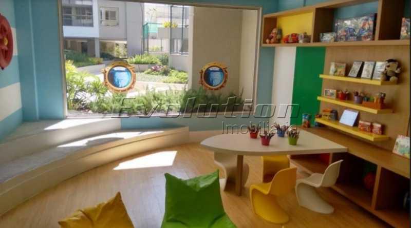 Brinquedoteca. - VENDO COBERTURA - RECREIO DOS BANDEIRANTES - RIO DE JANEIRO - RJ - ERCO30008 - 28