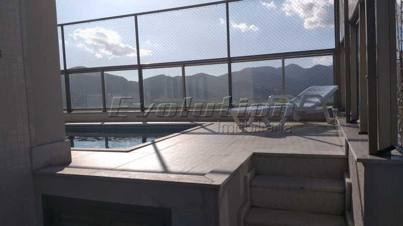 Cobertura foto 2. - VENDO COBERTURA - RECREIO DOS BANDEIRANTES - RIO DE JANEIRO - RJ - ERCO30008 - 15