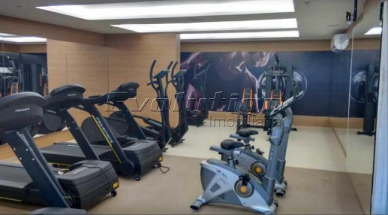 Fitness. - VENDO COBERTURA - RECREIO DOS BANDEIRANTES - RIO DE JANEIRO - RJ - ERCO30008 - 23