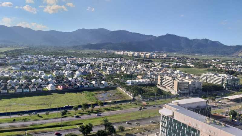 Vista foto 1. - VENDO COBERTURA - RECREIO DOS BANDEIRANTES - RIO DE JANEIRO - RJ - ERCO30008 - 19