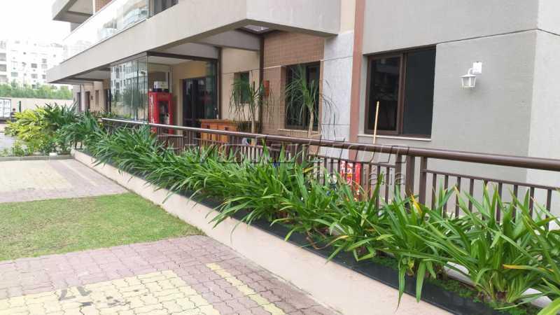 Área externa foto 1. - APARTAMENTO PARA VENDA - RECREIO DOS BANDEIRANTES - RIO DE JANEIRO - ERAP30015 - 19