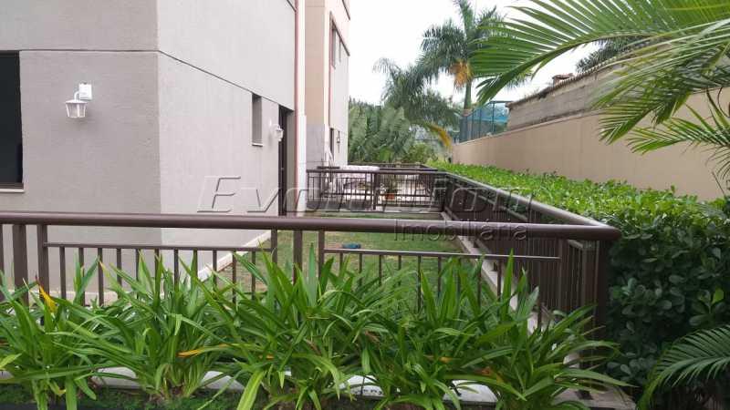 Área externa. - APARTAMENTO PARA VENDA - RECREIO DOS BANDEIRANTES - RIO DE JANEIRO - ERAP30015 - 18