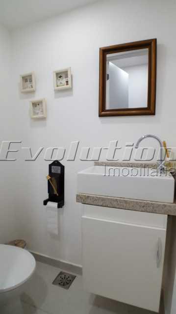 Lavabo - APARTAMENTO PARA VENDA - RECREIO DOS BANDEIRANTES - RIO DE JANEIRO - ERAP30015 - 6