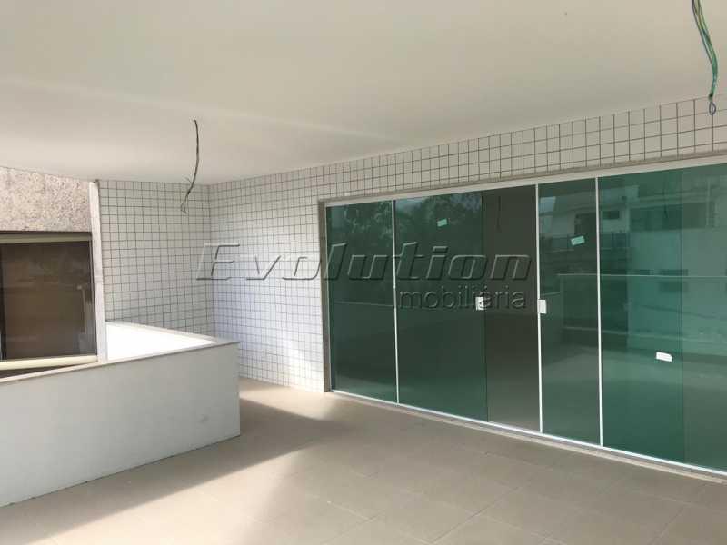 EV 19. - Apartamento 3 quartos à venda Recreio dos Bandeirantes, Zona Oeste,Rio de Janeiro - R$ 1.390.000 - ERAP30017 - 4