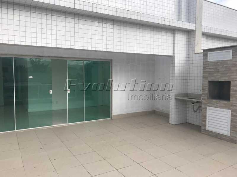 EV 31. - Apartamento 3 quartos à venda Recreio dos Bandeirantes, Zona Oeste,Rio de Janeiro - R$ 1.390.000 - ERAP30018 - 23