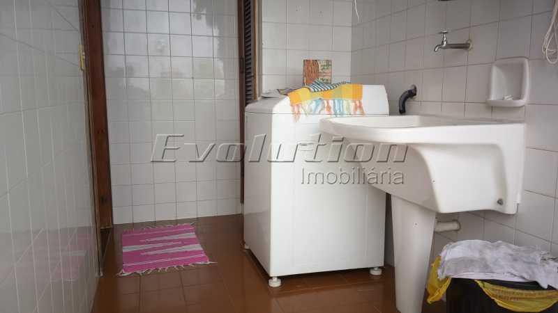 Área de serviço - CASA A VENDA - RECREIO DOS BANDEIRANTES - ERCA40001 - 18