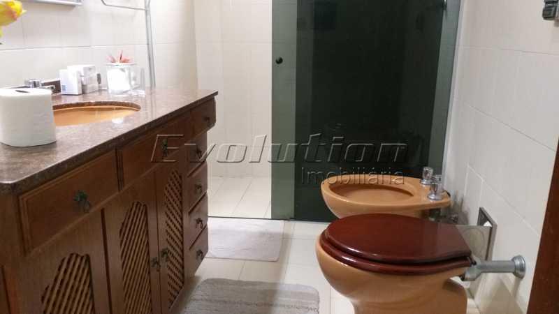 Banheiro social - CASA A VENDA - RECREIO DOS BANDEIRANTES - ERCA40001 - 16