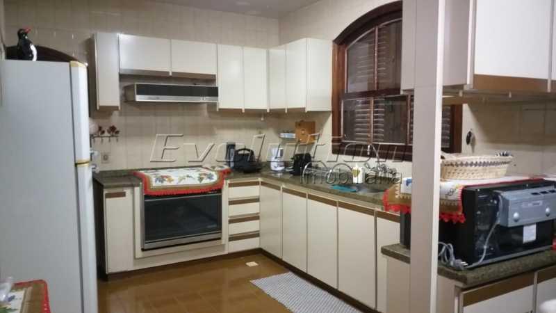 Cozinha foto 1 - CASA A VENDA - RECREIO DOS BANDEIRANTES - ERCA40001 - 17