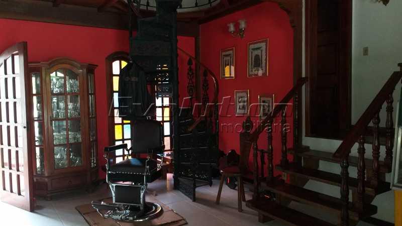 Sala ambiente 2 - CASA A VENDA - RECREIO DOS BANDEIRANTES - ERCA40001 - 10