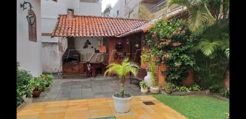 Churrasqueira e sauna. - CASA A VENDA - RECREIO DOS BANDEIRANTES - ERCA40001 - 7