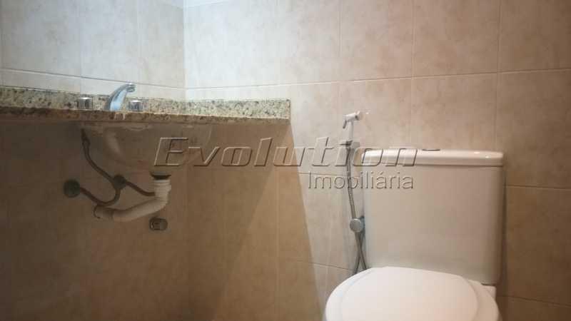 Banheiro social foto 1 - COBERTURA A VENDA - RECREIO DOS BANDEIRANTES - RIO DE JANEIRO - ERCO40006 - 11