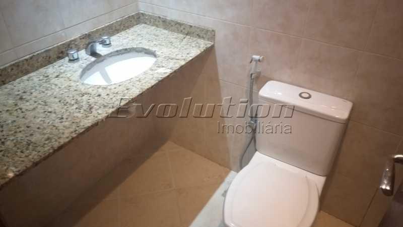 Banheiro social foto 2 - COBERTURA A VENDA - RECREIO DOS BANDEIRANTES - RIO DE JANEIRO - ERCO40006 - 12