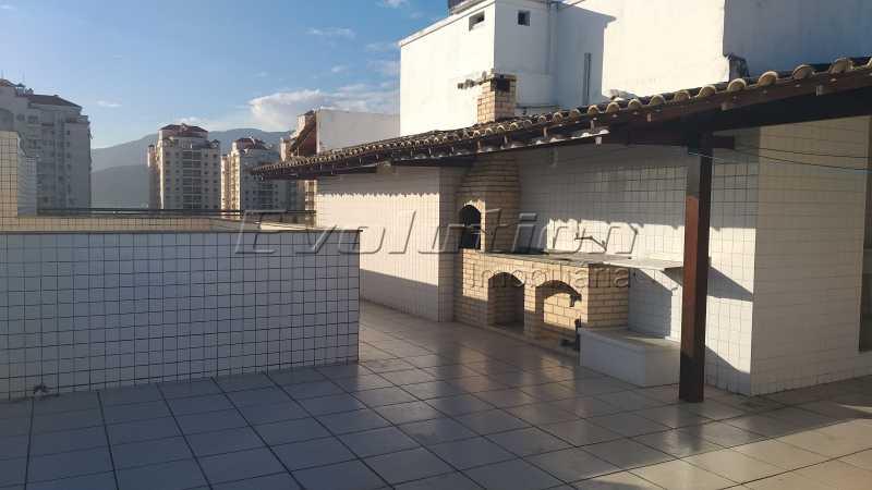 Churrasqueira foto 1 - COBERTURA A VENDA - RECREIO DOS BANDEIRANTES - RIO DE JANEIRO - ERCO40006 - 24