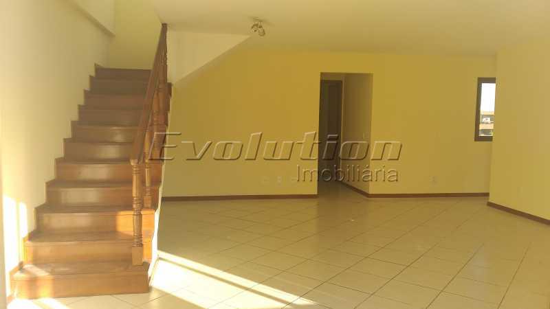 Sala foto 2 - COBERTURA A VENDA - RECREIO DOS BANDEIRANTES - RIO DE JANEIRO - ERCO40006 - 1