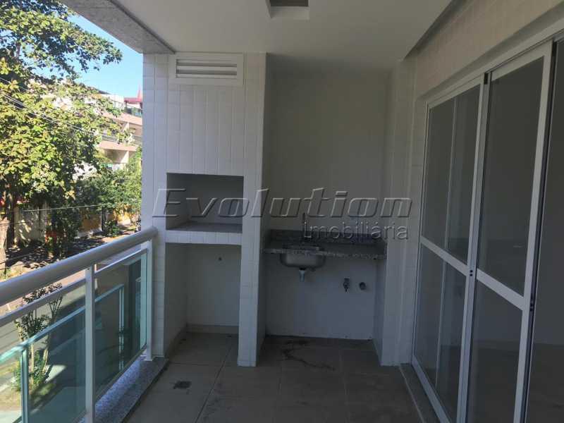 EV 6. - Apartamento 3 quartos à venda Recreio dos Bandeirantes, Zona Oeste,Rio de Janeiro - R$ 780.000 - ERAP30020 - 8
