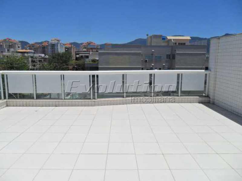 EV 5 - Cobertura 3 quartos à venda Recreio dos Bandeirantes, Zona Oeste,Rio de Janeiro - R$ 1.500.000 - ERCO30010 - 4