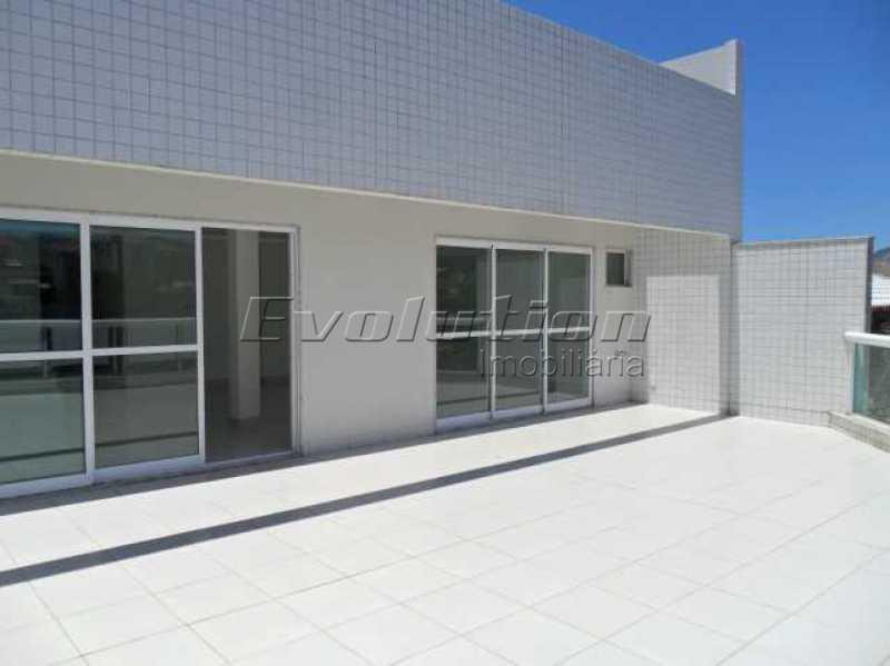 EV 6 - Cobertura 3 quartos à venda Recreio dos Bandeirantes, Zona Oeste,Rio de Janeiro - R$ 1.500.000 - ERCO30010 - 3