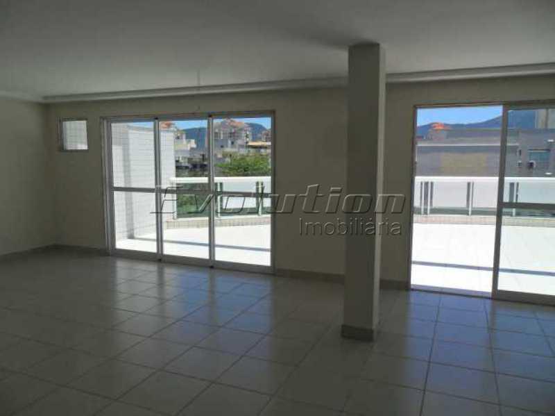 EV 12 - Cobertura 3 quartos à venda Recreio dos Bandeirantes, Zona Oeste,Rio de Janeiro - R$ 1.500.000 - ERCO30010 - 7