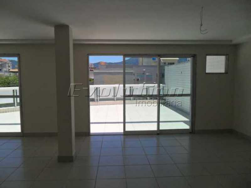 EV 15 - Cobertura 3 quartos à venda Recreio dos Bandeirantes, Zona Oeste,Rio de Janeiro - R$ 1.500.000 - ERCO30010 - 8