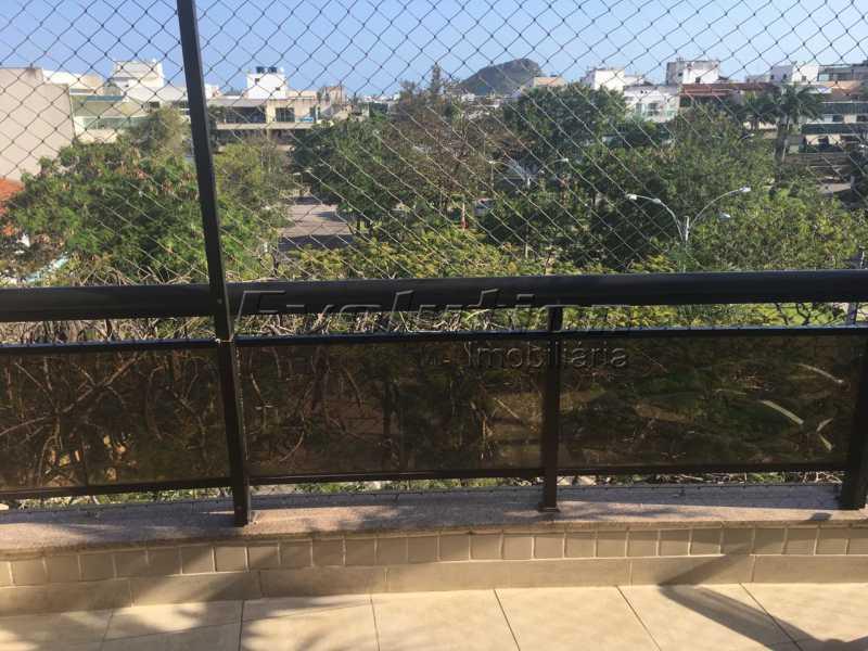 EV 14. - Cobertura 3 quartos à venda Recreio dos Bandeirantes, Zona Oeste,Rio de Janeiro - R$ 1.250.000 - ERCO30012 - 10