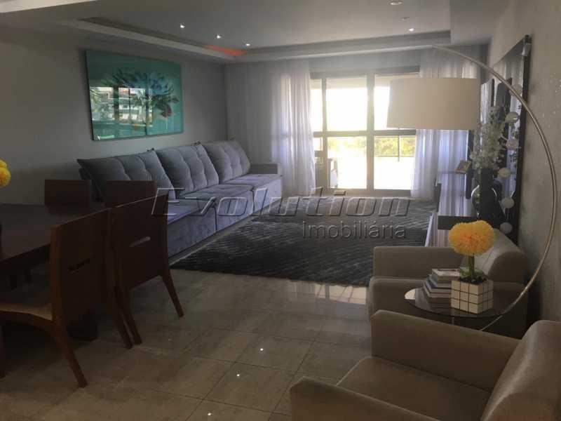 EV 16. - Cobertura 3 quartos à venda Recreio dos Bandeirantes, Zona Oeste,Rio de Janeiro - R$ 1.250.000 - ERCO30012 - 4