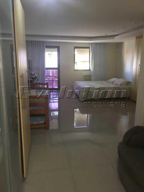 EV 17. - Cobertura 3 quartos à venda Recreio dos Bandeirantes, Zona Oeste,Rio de Janeiro - R$ 1.250.000 - ERCO30012 - 11