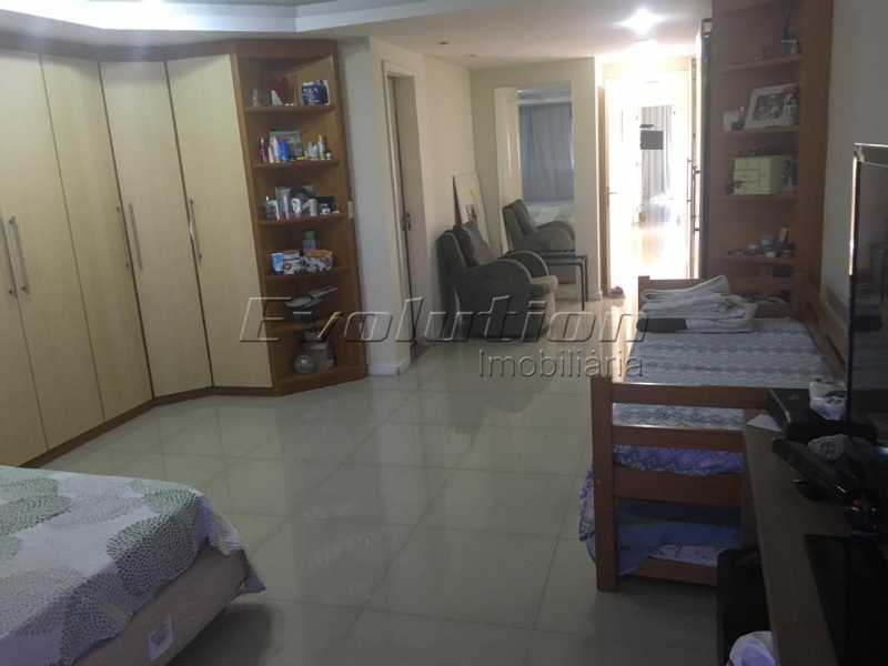 EV 19. - Cobertura 3 quartos à venda Recreio dos Bandeirantes, Zona Oeste,Rio de Janeiro - R$ 1.250.000 - ERCO30012 - 12