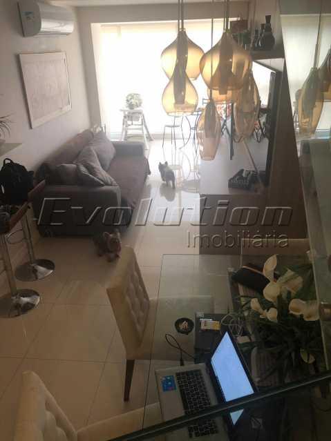 EV 7. - Cobertura 3 quartos à venda Recreio dos Bandeirantes, Zona Oeste,Rio de Janeiro - R$ 950.000 - ERCO30016 - 5