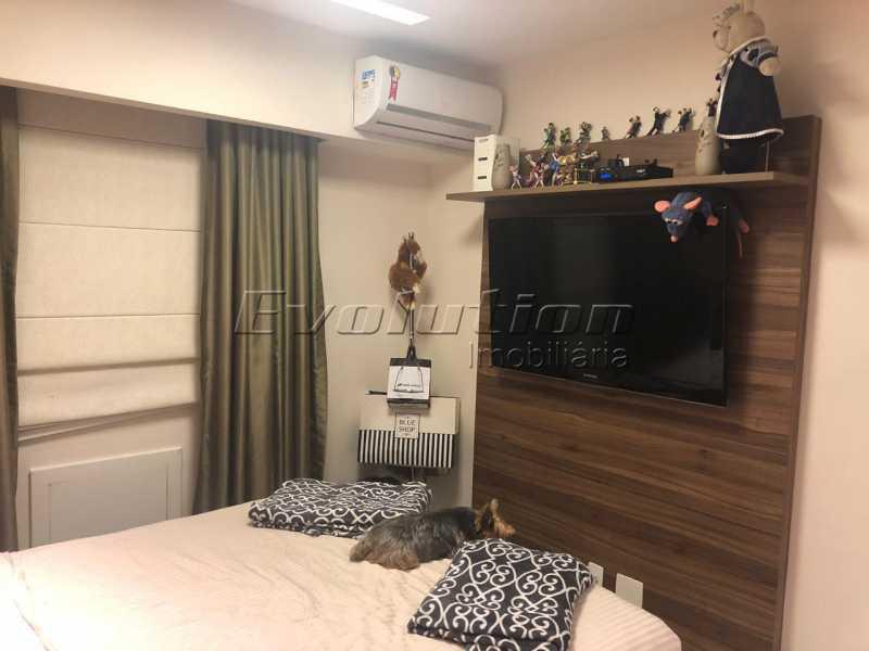 EV 22. - Cobertura 3 quartos à venda Recreio dos Bandeirantes, Zona Oeste,Rio de Janeiro - R$ 950.000 - ERCO30016 - 17