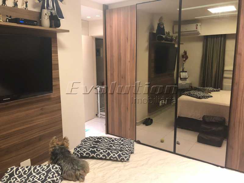 EV 25. - Cobertura 3 quartos à venda Recreio dos Bandeirantes, Zona Oeste,Rio de Janeiro - R$ 950.000 - ERCO30016 - 20