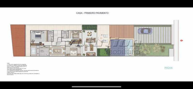 4 - CASA CONDOMÍNIO INTERLAGOS DE ITAÚNA - EBCN40013 - 5