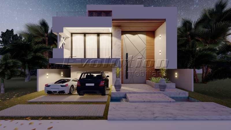 9ef759e0-5117-4c52-856f-15a65c - Casa em Condomínio 6 quartos à venda Barra da Tijuca, Zona Oeste,Rio de Janeiro - R$ 5.500.000 - EBCN60005 - 1
