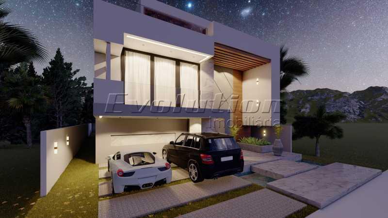 32f1fdd5-210e-4439-ac6f-c1db84 - Casa em Condomínio 6 quartos à venda Barra da Tijuca, Zona Oeste,Rio de Janeiro - R$ 5.500.000 - EBCN60005 - 3