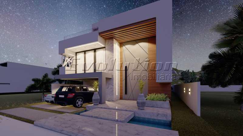 7bdf7cbb-d8fc-4045-968b-bc50a5 - Casa em Condomínio 6 quartos à venda Barra da Tijuca, Zona Oeste,Rio de Janeiro - R$ 5.500.000 - EBCN60005 - 6