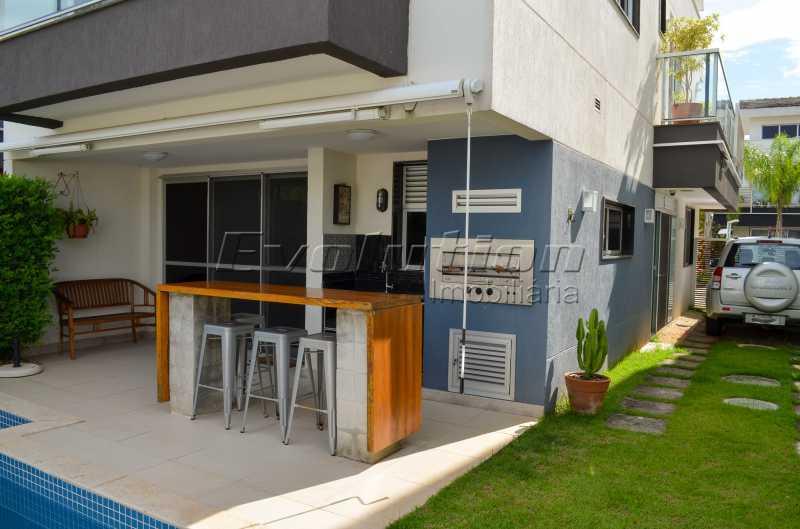 DSC_0032 - Casa em Condomínio 3 quartos à venda Recreio dos Bandeirantes, Zona Oeste,Rio de Janeiro - R$ 1.350.000 - EBCN30003 - 3