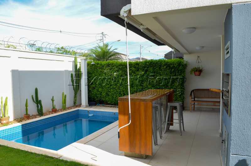 DSC_0039 - Casa em Condomínio 3 quartos à venda Recreio dos Bandeirantes, Zona Oeste,Rio de Janeiro - R$ 1.350.000 - EBCN30003 - 4