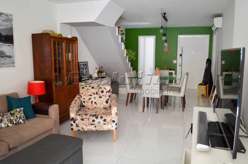 DSC_0060 - Casa em Condomínio 3 quartos à venda Recreio dos Bandeirantes, Zona Oeste,Rio de Janeiro - R$ 1.350.000 - EBCN30003 - 6