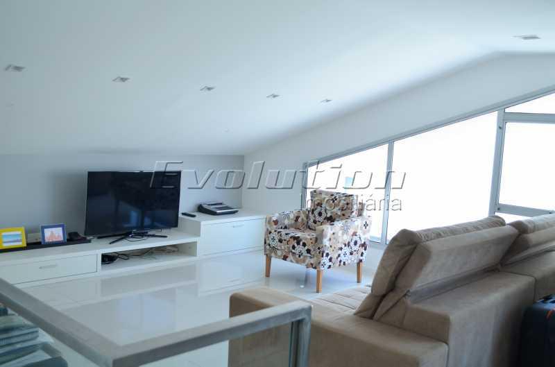 DSC_0082 - Casa em Condomínio 3 quartos à venda Recreio dos Bandeirantes, Zona Oeste,Rio de Janeiro - R$ 1.350.000 - EBCN30003 - 11