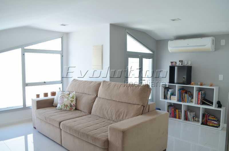 DSC_0084 - Casa em Condomínio 3 quartos à venda Recreio dos Bandeirantes, Zona Oeste,Rio de Janeiro - R$ 1.350.000 - EBCN30003 - 12