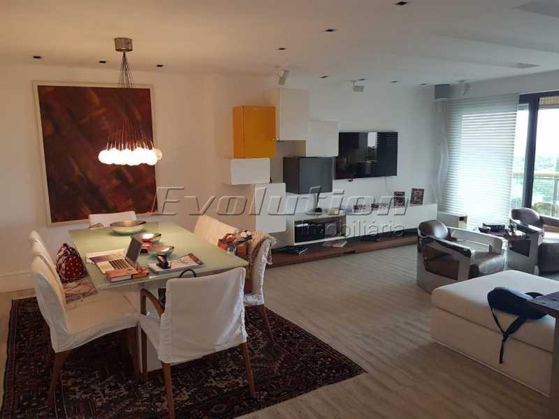sala - Apartamento 3 quartos à venda Abolição, Zona Oeste,Rio de Janeiro - R$ 3.000.000 - EBAP30011 - 8