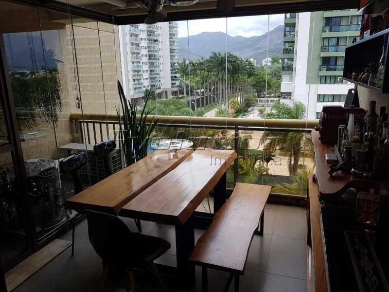 var - Apartamento 3 quartos à venda Abolição, Zona Oeste,Rio de Janeiro - R$ 3.000.000 - EBAP30011 - 15