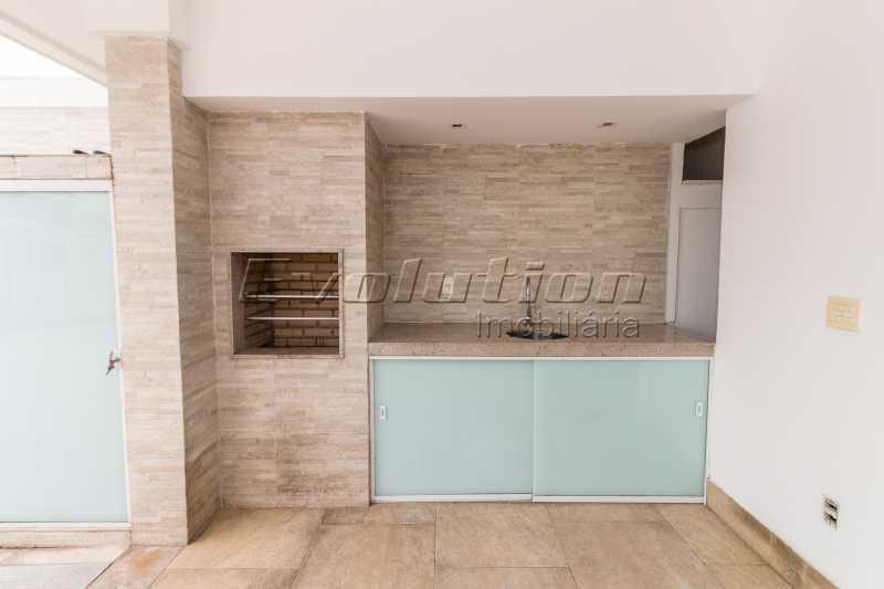 FOTO CASA RIVIERA 06 - Casa em Condomínio 4 quartos à venda Recreio dos Bandeirantes, Zona Oeste,Rio de Janeiro - R$ 1.800.000 - EBCN40037 - 3