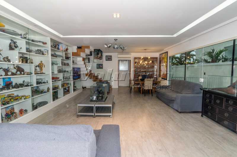 FOTO CASA RIVIERA 07 jpg - Casa em Condomínio 4 quartos à venda Recreio dos Bandeirantes, Zona Oeste,Rio de Janeiro - R$ 1.800.000 - EBCN40037 - 5